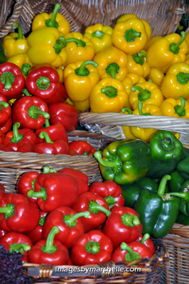Peppers at Boroughs Market, London